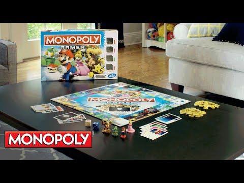 'Monopoly Gamer' - Hasbro Gaming Magyarország