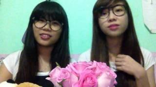 clip cover gây sốt trên cộng động mạng- giữ em đi- Cúc Họa Mi vs Cáo Đeo Nơ