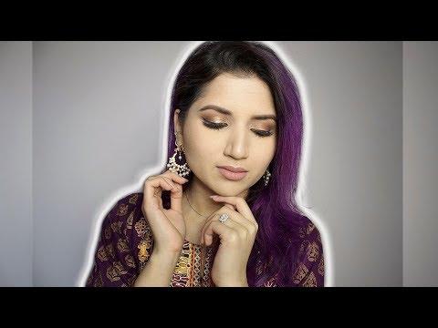 Urdu Hindi Makeup Tutorial Easy