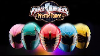Top series Power Rangers: #15 Demasiada magia.