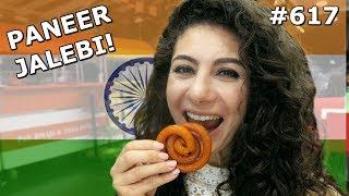 INDIAN STREET FOOD PORN MUMBAI DAY 617 | TRAVEL VLOG IV