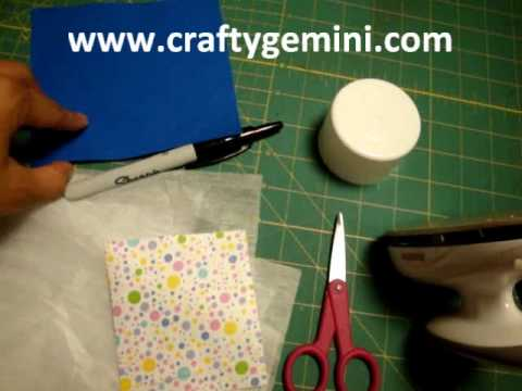 Cheating needle turn applique method youtube