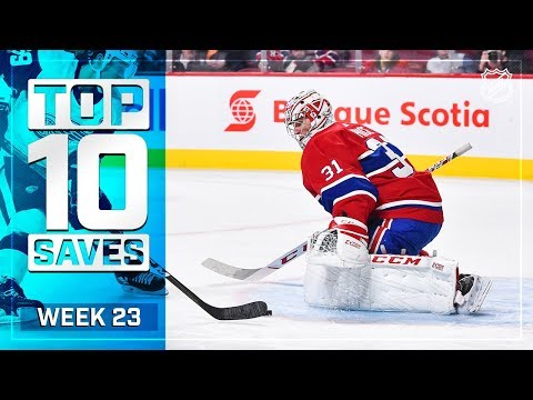 Top 10 Saves from Week 23