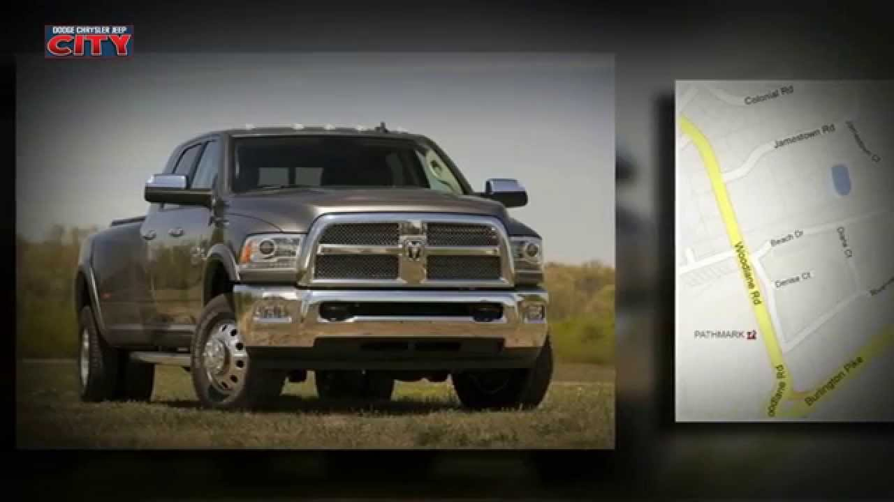 Ram 3500 Vs. GMC 3500 08016 - YouTube