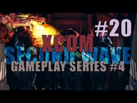 XCOM Enemy Unknown (Second Wave) - Series #4 - Part 20 - Gangplank