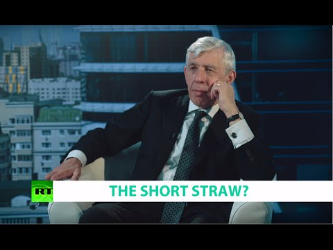 THE SHORT STRAW? Ft. Jack Straw, Former British Foreign Secretary