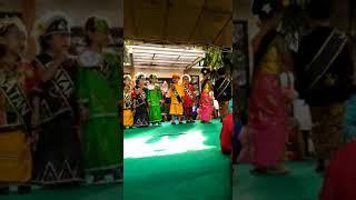 Memperingati hari Kartini - fashion show anak2 paud lucu & gemesin