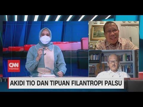 Download Rp 2 Triliun dari Keluarga Akidi Tio, Sosiolog: Sanksi Juga Bisa Diberikan kepada Pejabat Publik