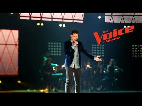 Klinti Çollaku – Rrisim jetën tonë – Netët Live – The Voice of Albania 6