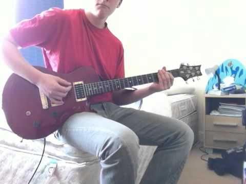 Red-Buried Beneath Guitar Cover