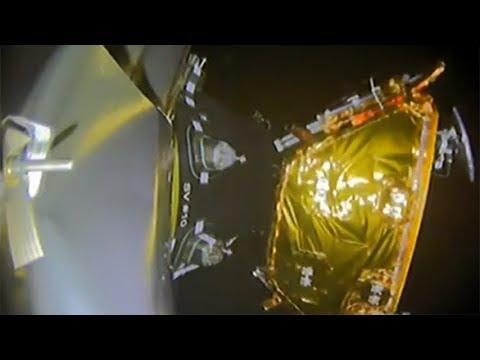 Iridium-6 satellites deployment