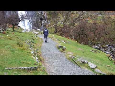Aber Falls, Gwynedd