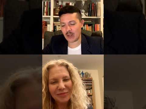 #BorgesPalooza II: conversación sobre Borges entre Cecilia Roth y Daniel Mecca