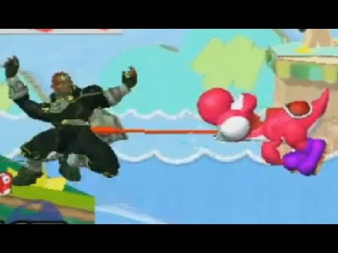 Top 16 Most Unexpected Move Choices That Actually Worked - Super Smash Bros