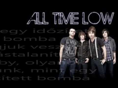 All Time Low - Timebomb /magyar felirattal/