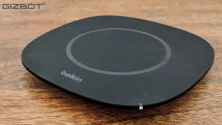 Belkin Boost Up Wireless Charging Pad Quick Look