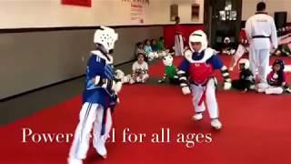 Rhingo taekwondo electronic chest protector