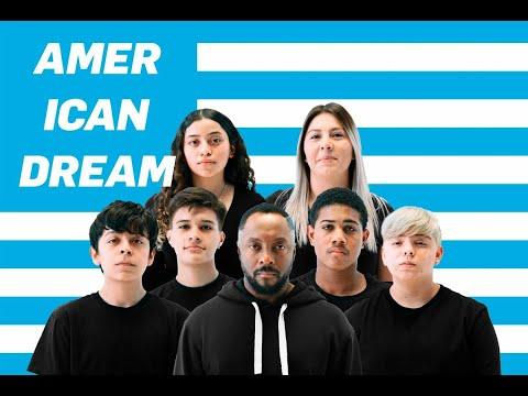 Смотреть клип Will.I.Am - American Dream