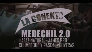 El Chumbeque & Pascal y Uhveras Feat Afaz Natural & Jam N Studio La Conekta Medechil 2 0