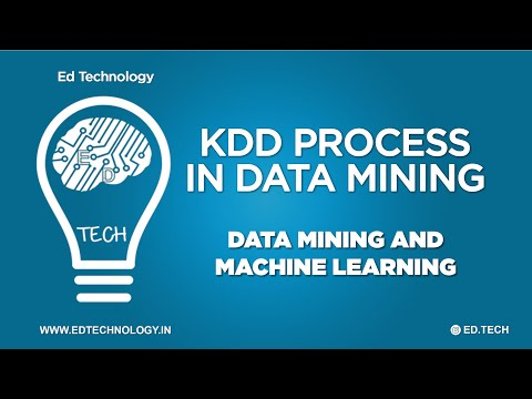 KDD PROCESS IN DATA MINING| EASY TRICK |KNOWLEDGE DISCOVERY IN DATA | Data Mining Lectures