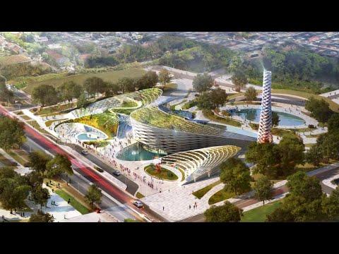TIRANA New Municipality Building Competition GADarchitecture Proposal