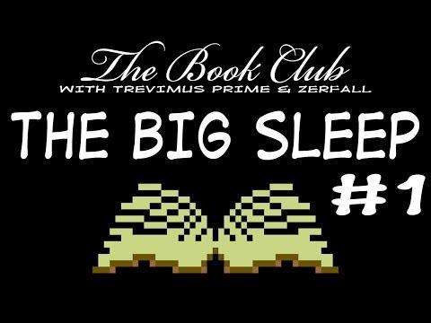 The Book Club: The Big Sleep #1