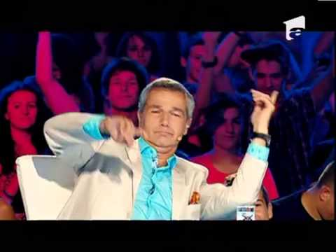 Anastasia Sandu X Factor