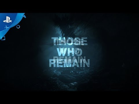 Those Who Remain - Announcement Trailer | PS4
