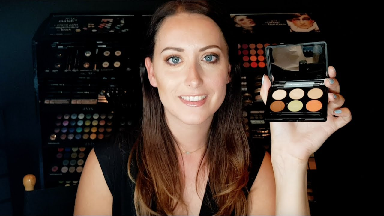 Make-up Studio Concealer Box Tutorial