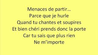 Coeur de Pirate - Adieu (Lyrics)