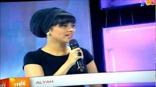 Video Alyah - Kau Yang Terindah (Full Song) _(MHI Interview) Live. download MP3, 3GP, MP4, WEBM, AVI, FLV Juli 2018
