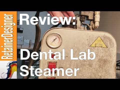 Review: Dental Lab Steamer - Reliable 5000 Steam Cleaner