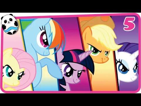 My Little Pony: Harmony Quest (Budge Studios) Part 5 - Best App For Kids