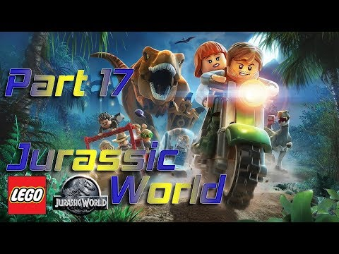 LEGO Jurassic World EP #17-The Complete World