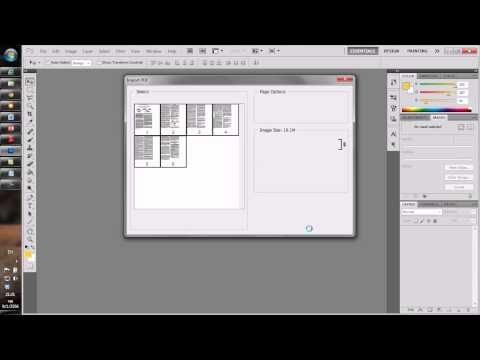 How To Convert PDF To JPG With Photoshop.