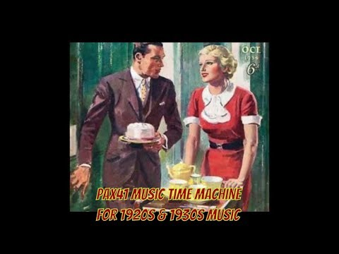 Wont You Stay For Tea & 1930s Music with Harry Roy & His Band