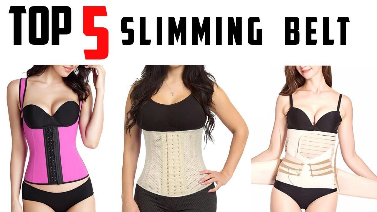 f8701a8264 5 Best Slimming Waist Belt - Body Shaper - Slim Waist Shapewear ...