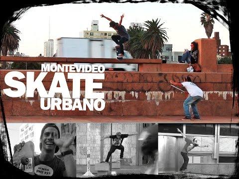 Skate Urbano Montevideo