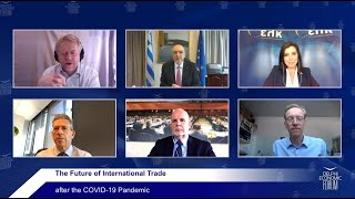 The Future of International Trade after the COVID-19 Pandemic