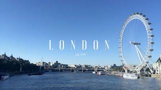 London Travel Diary | July 2019 || eyitsbea