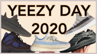 YEEZY DAY 2020?!?! - YouTube