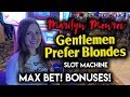 Marilyn Monroe Gentlemen Prefer Blondes Slot Machine ...