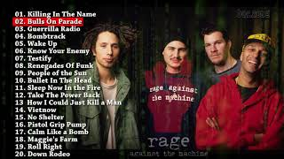 Rage Against the Machine |Greatest Hits [PLAYLIST]