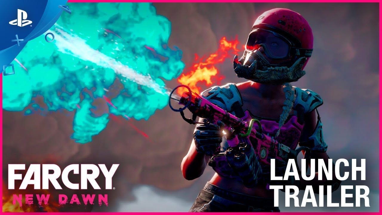 Far Cry New Dawn - Launch Gameplay Trailer | PS4