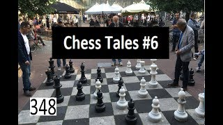 Chess Tales #6: Chess in Amsterdam!