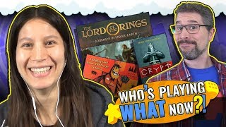 Who's Playing What Now?! + Top 10 Popular Board Games May 2019