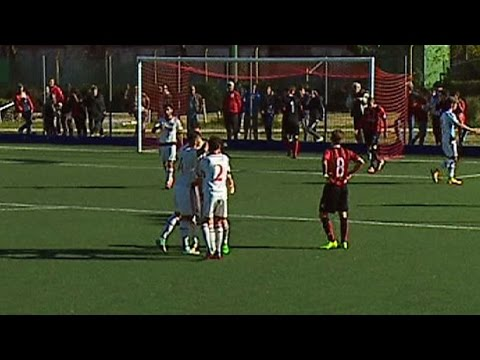 Virtus Lanciano-Milan 1-6 Highlights | AC Milan Youth Official