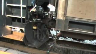 """Washington, DC Amtrak """"Cardinal"""" Engine Change"""