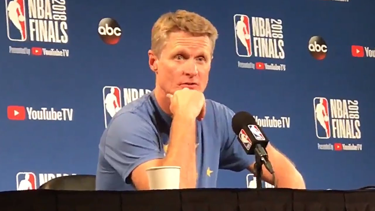 steve-kerr-on-who-will-guard-lebron-james-now-that-andre-iguodala-is-out