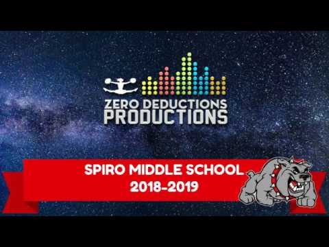 Spiro Middle School Cheer Mix 2018 - 2019